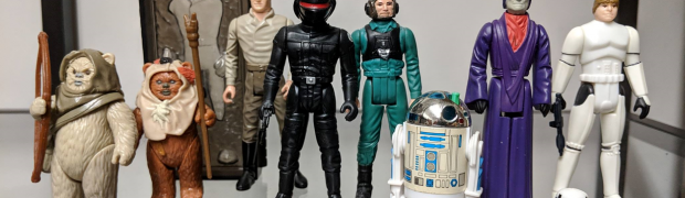 Galaxy of Toys Episode 73 - Vintage Kenner POTF (The Last 17)