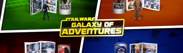 Galaxy of Adventures Teaser Commercial