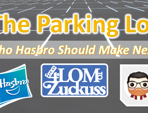 """""""The Parking Lot"""" – New Site Section"""