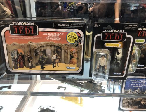 Star Wars Celebration Chicago Day 1 – Hasbro Booth