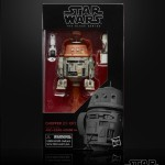 STAR WARS THE BLACK SERIES 6-INCH Figure Assortment - Chopper ( in pck 2)