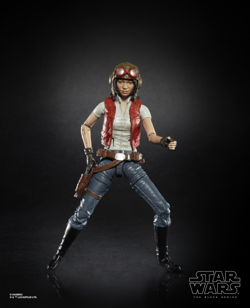 STAR WARS THE BLACK SERIES 6-INCH Figure Assortment - Doctor Aphra (oop 2)