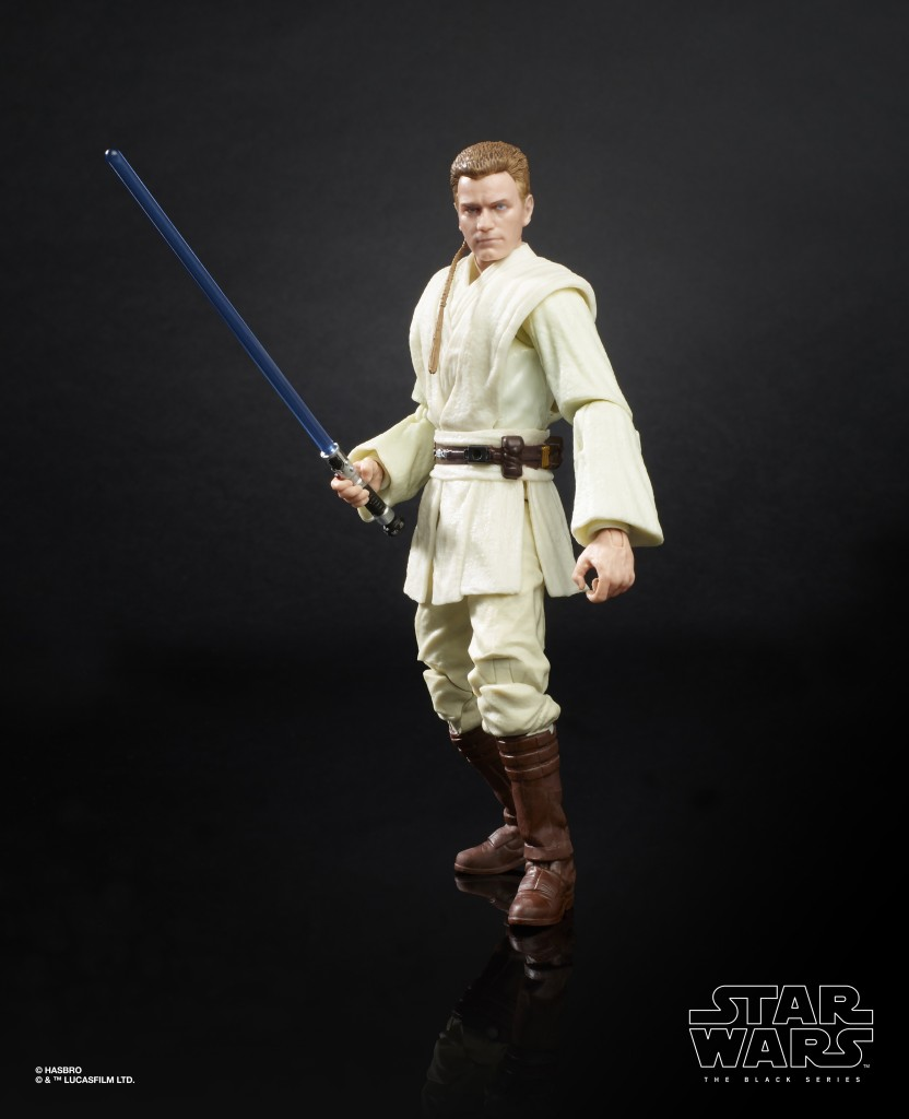 STAR WARS THE BLACK SERIES 6-INCH Figure Assortment - Obi-Wan Kenobi (oop 3)