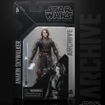 STAR WARS THE BLACK SERIES ARCHIVE 6-INCH Figure Assortment - Anakin Skywalker (in pck)