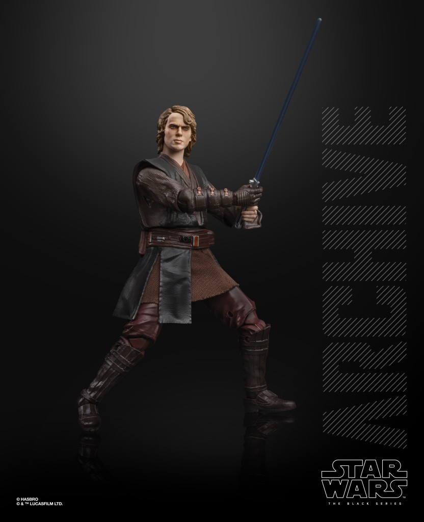 STAR WARS THE BLACK SERIES ARCHIVE 6-INCH Figure Assortment - Anakin Skywalker (oop 1)