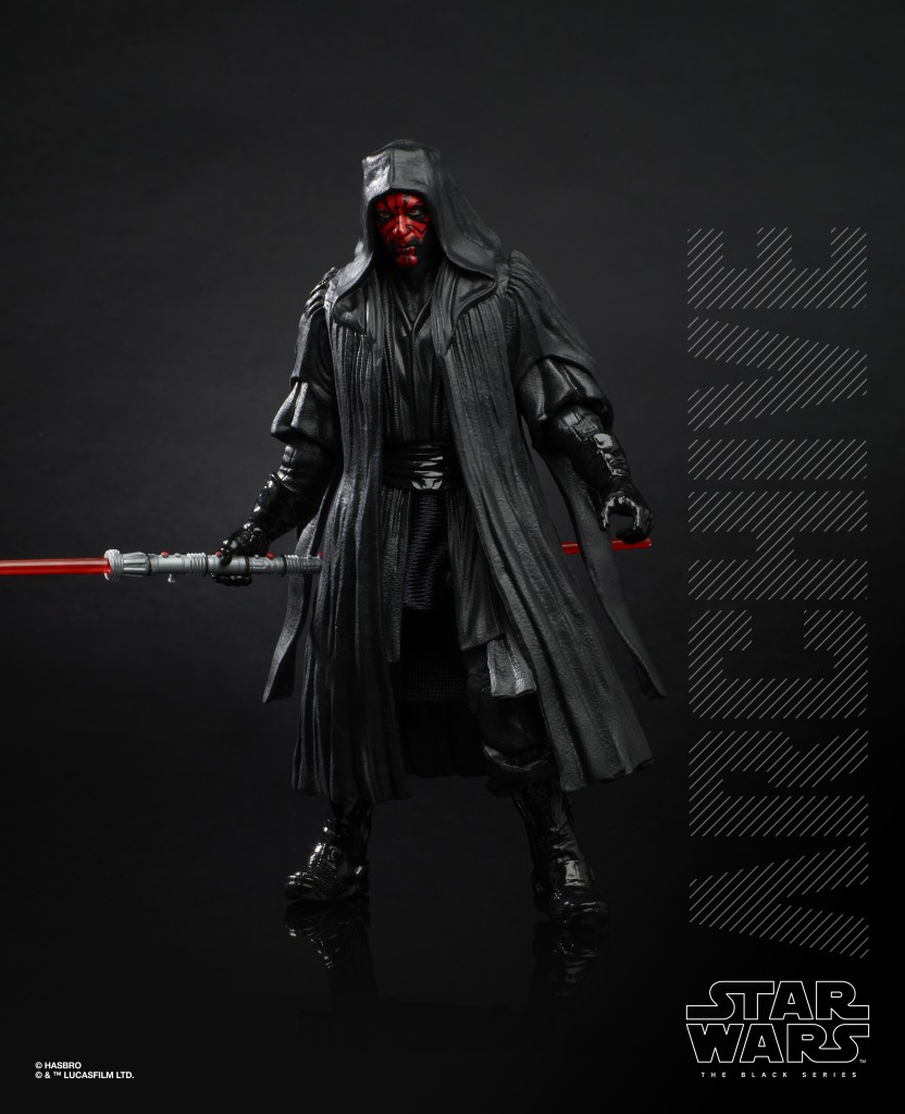STAR WARS THE BLACK SERIES ARCHIVE 6-INCH Figure Assortment - Darth Maul (oop 1)