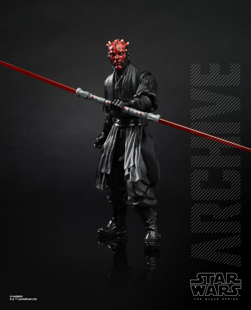 STAR WARS THE BLACK SERIES ARCHIVE 6-INCH Figure Assortment - Darth Maul (oop 2)