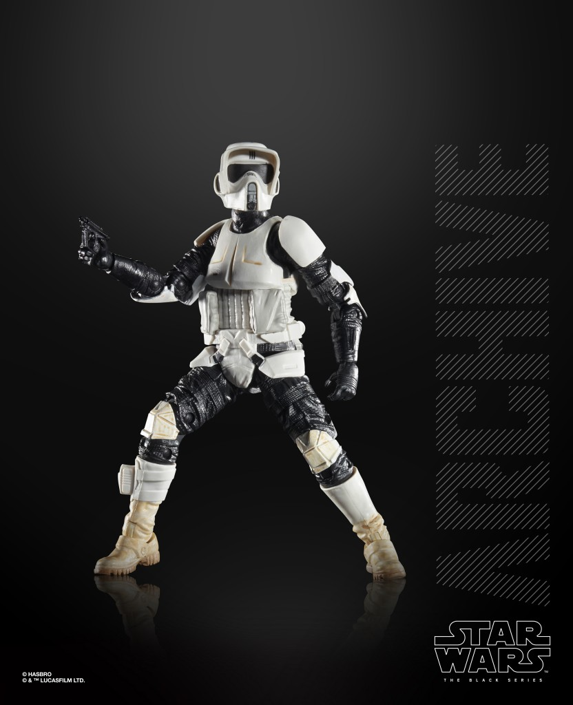 STAR WARS THE BLACK SERIES ARCHIVE 6-INCH Figure Assortment - Scout Trooper (oop 1)