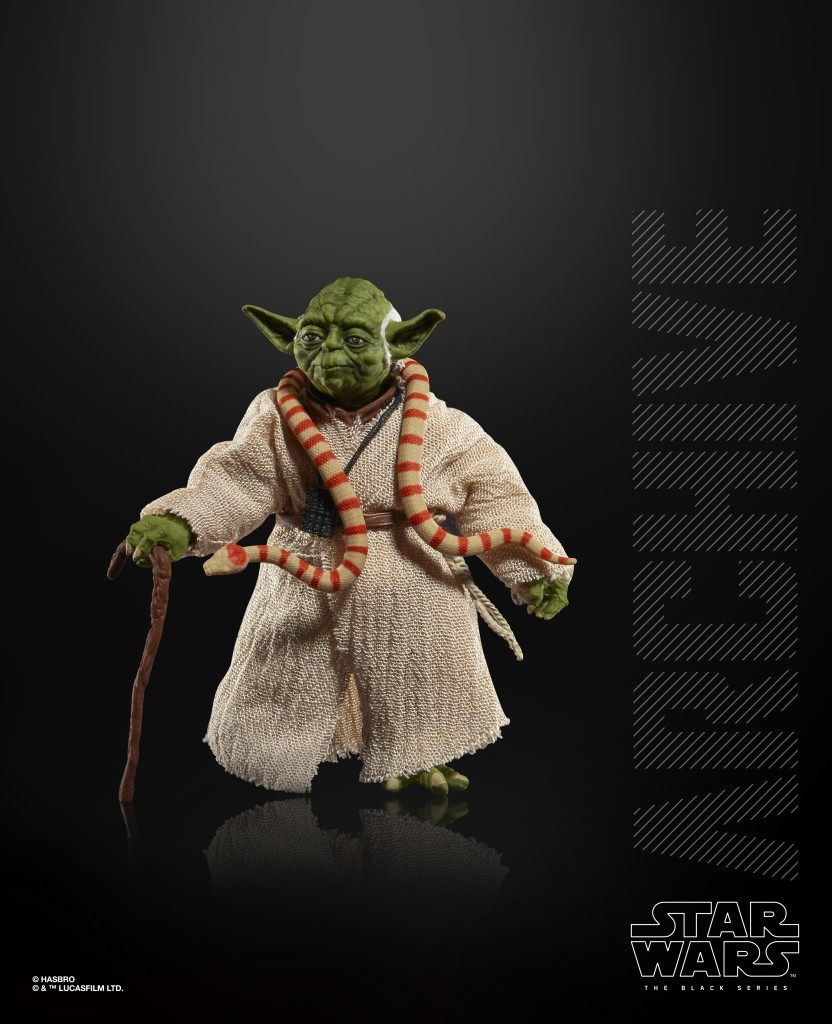 STAR WARS THE BLACK SERIES ARCHIVE 6-INCH Figure Assortment - Yoda (oop)