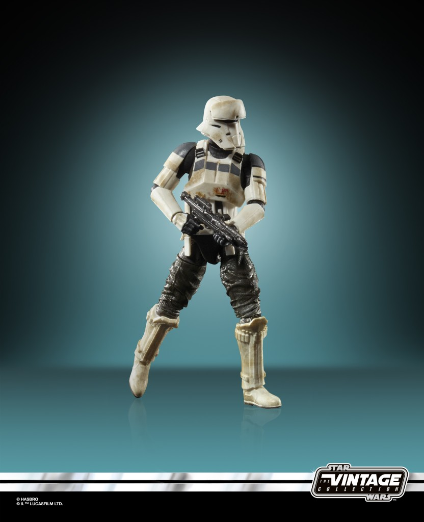 STAR WARS THE VINTAGE COLLECTION 3.75-INCH Figure Assortment - Imperial Assault Tank Commander (oop 2)
