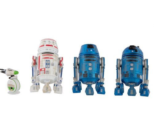 Droid Factory Triple #ForceFriday Set