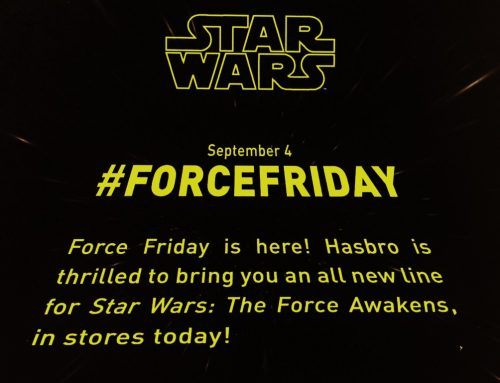 4th Anniversary of the 1st #ForceFriday