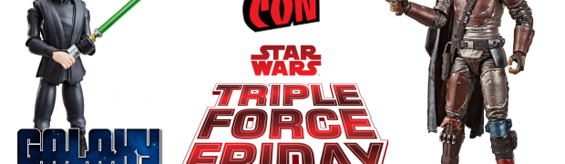 Triple #ForceFriday & NYCC 2019 Recap Podcasts!
