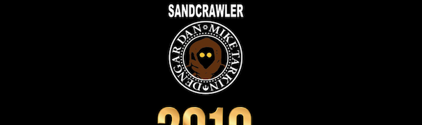 The Sandcrawler Episode 88: The Best of 2019