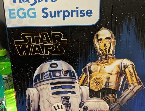 New Hasbro Star Wars Surprise Eggs
