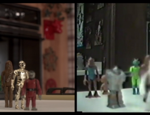 More Star Wars Action Figure Appearances from Dan!