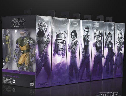 New Black Series Packaging Press Release