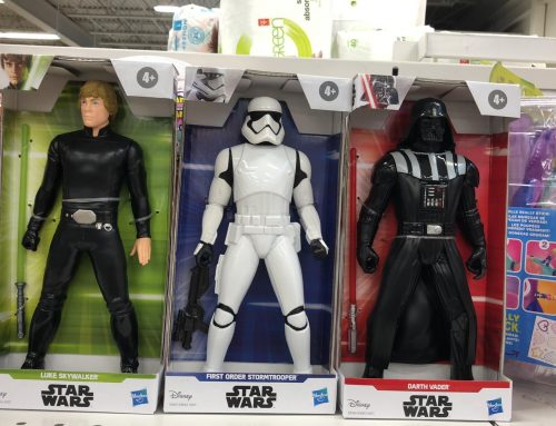 New 9.5″ Figure Line Found