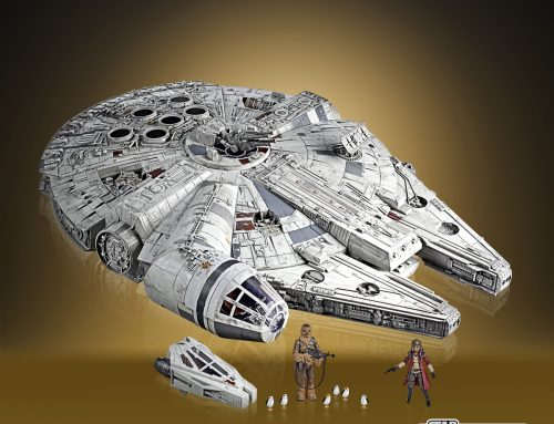 Galaxy's Edge Target Exclusive Hasbro Press Release