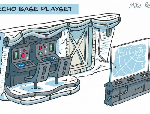 Fan Spotlight: Playset Ideas by Mike Rex