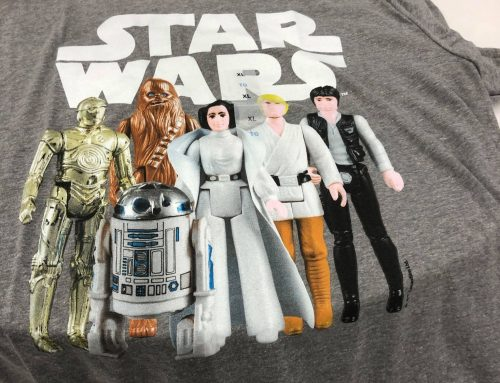 Old Navy's Latest Vintage Kenner Tees