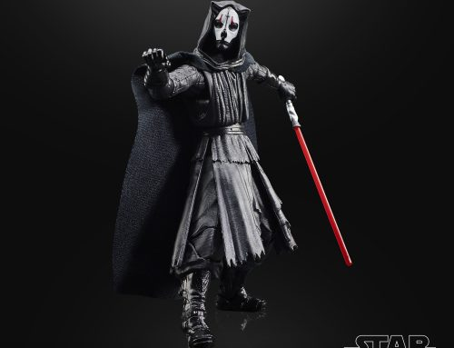 New Gaming Greats Figures – Revan & Nihilus Preorder