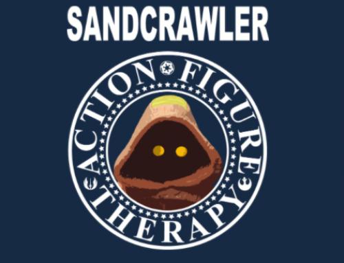 The Sandcrawler #99 – The Fallopian Falcon