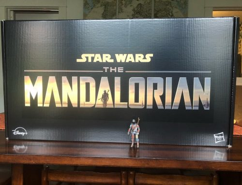 The Mandalorian Promo Kit Unboxing
