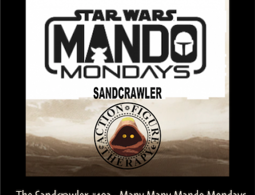 The Sandcrawler Podcast #103 – Many Many Mando Mondays!