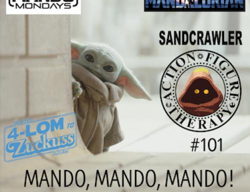 The Sandcrawler #101: Mando, Mando, Mando!
