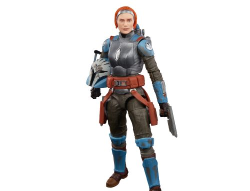 Mando Monday #8 Hasbro Press Release