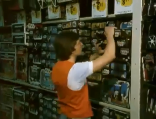 The Empire Strikes Back Toys 'R' Us News Footage