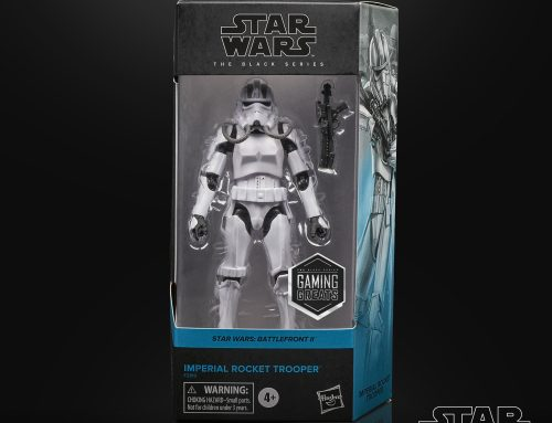 Imperial Rocket Trooper Press Release