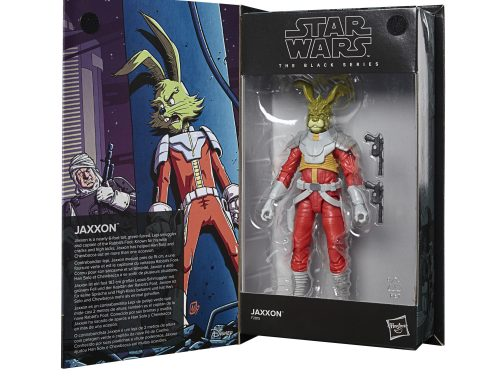 Black Series Publishing Figures Press Release