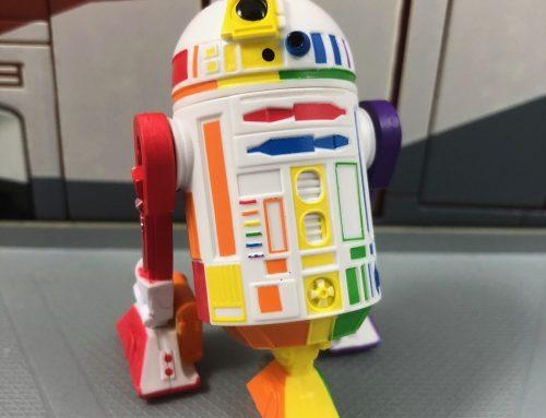 New Disney Droid Factory Entry: R2-RN8W