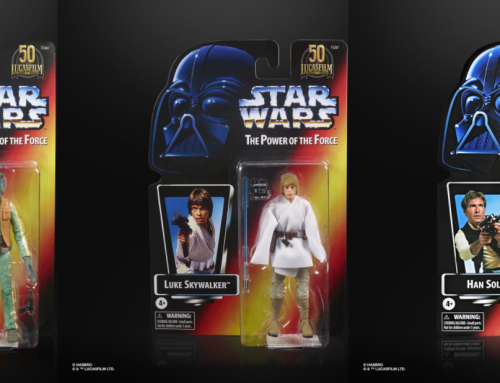Black Series LFL 50th Power of the Force 2 Figures