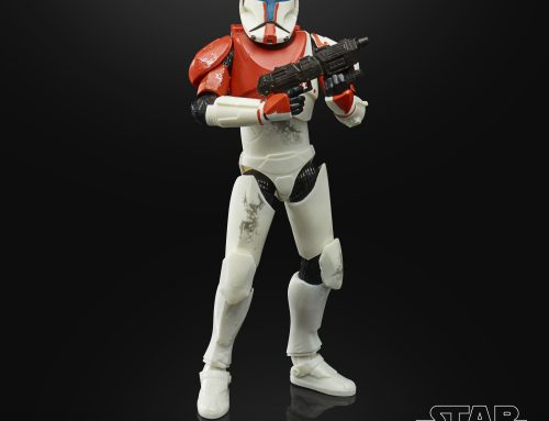 Gaming Greats RC-1138 (BOSS) Press Release