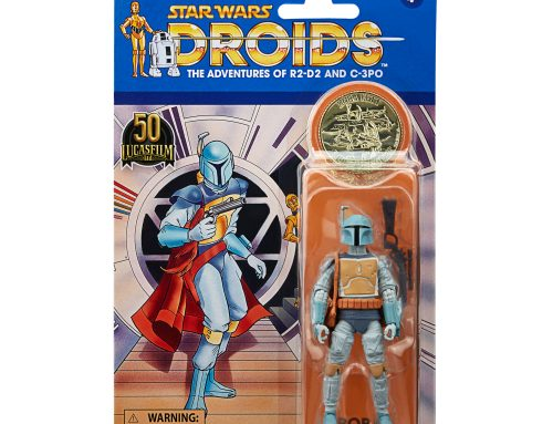 Star Wars: Droids Press Release & Images