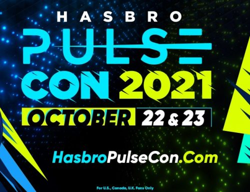 Hasbro Pulse Con 2021 Preview and Programming Schedule