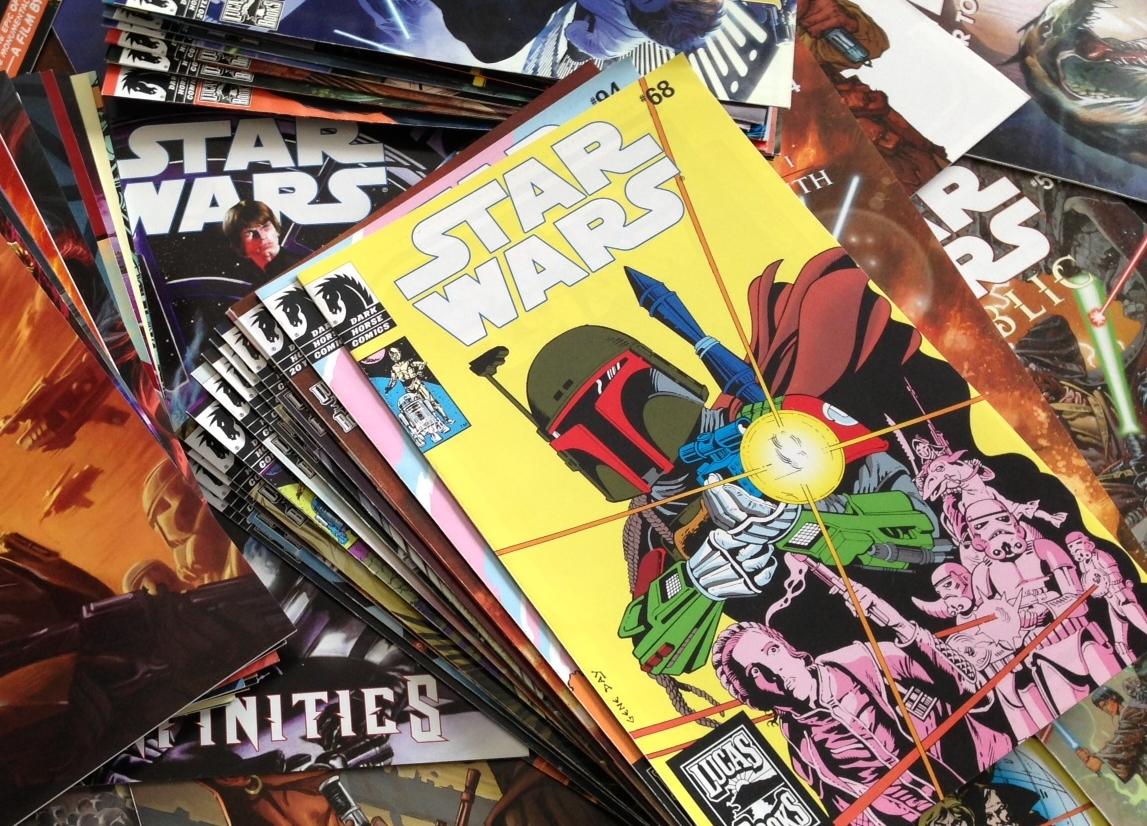 Action Figure Comic-Packs – A Hasbro/Dark Horse Affair