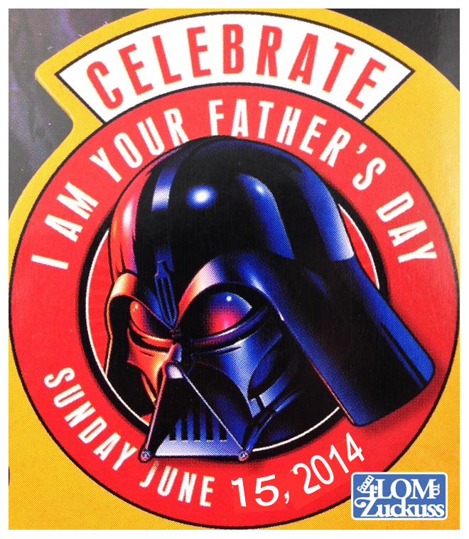 Happy I Am Your Father's Day