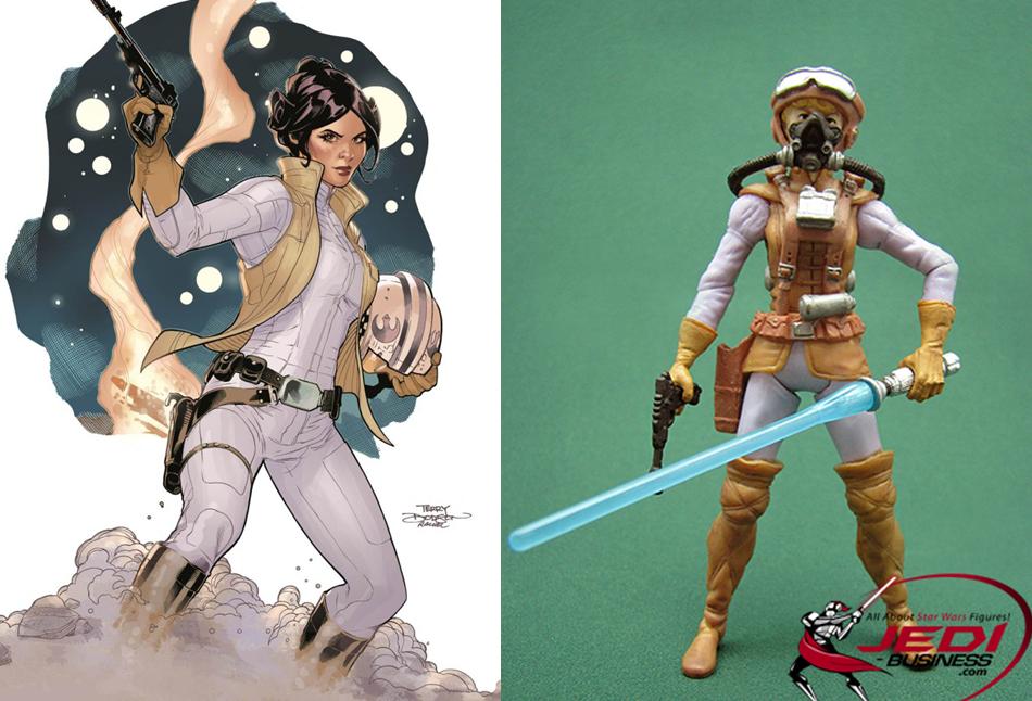 Star Wars Marvel Comics Return!