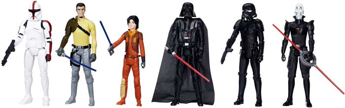 Welcome 12″ Figures to the Site