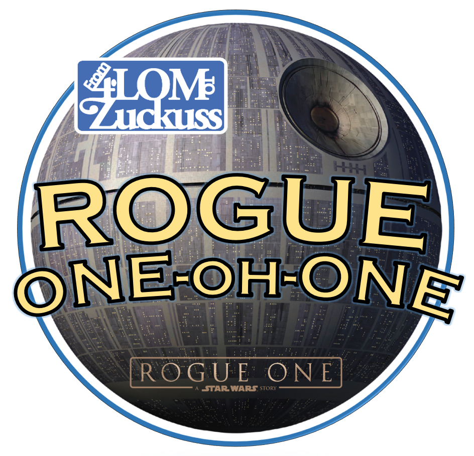 Rogue One-oh-One is in Session