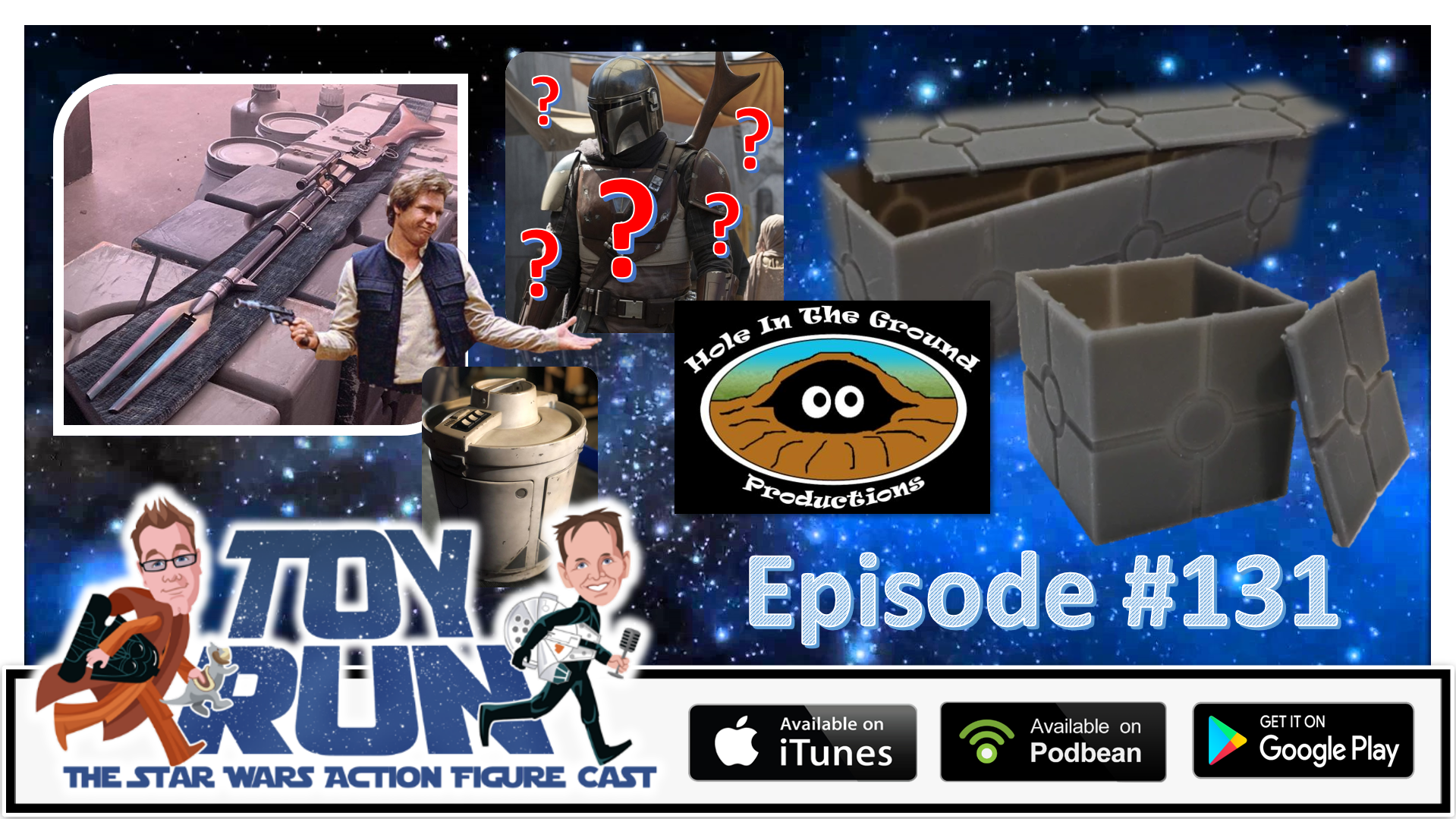 TOY RUN Episode 131: News, Toy Runs and Diorama Pieces