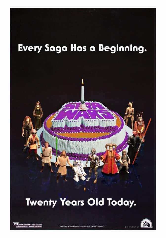 Happy 20th Anniversary Episode One