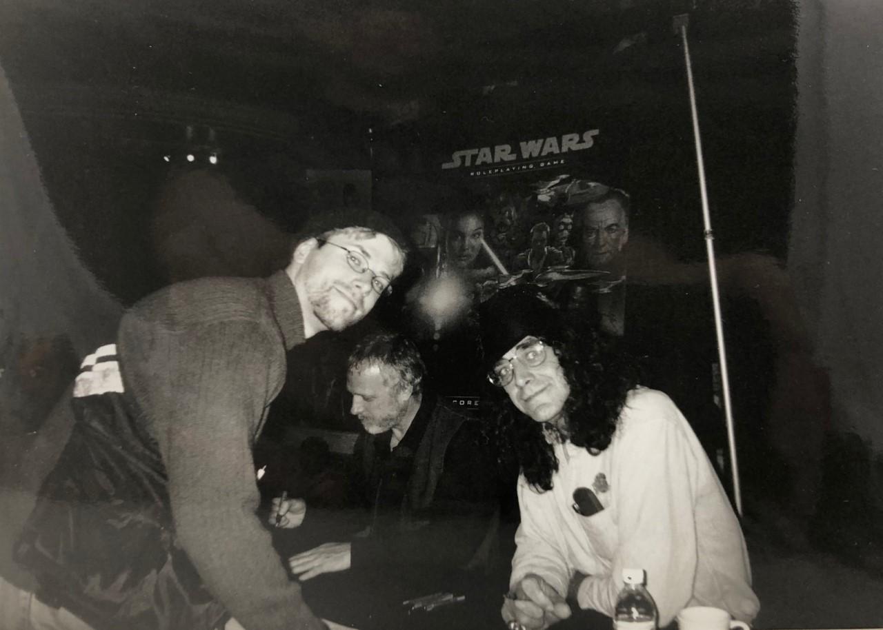 "Remembering Peter ""The Wookiee Roars"" Mayhew"