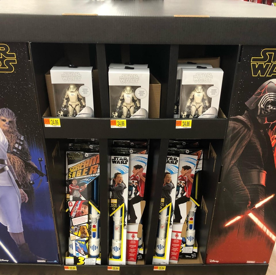 A Triple #ForceFriday Reflection