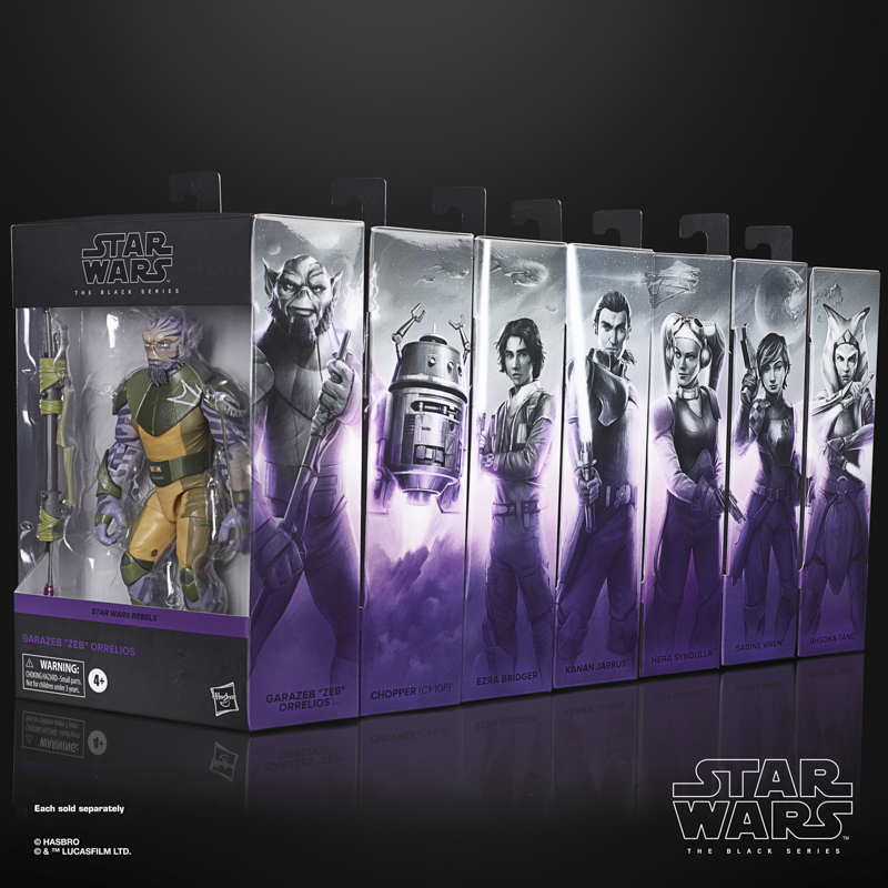 New Black Series Packaging Press Release