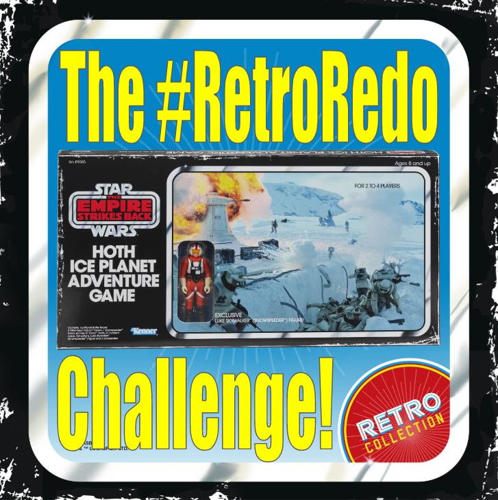 #RetroRedo Challenge Winner